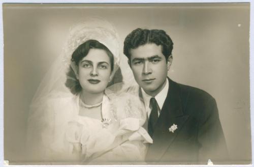 Mehpare Taner ve Ahmet Taner1949